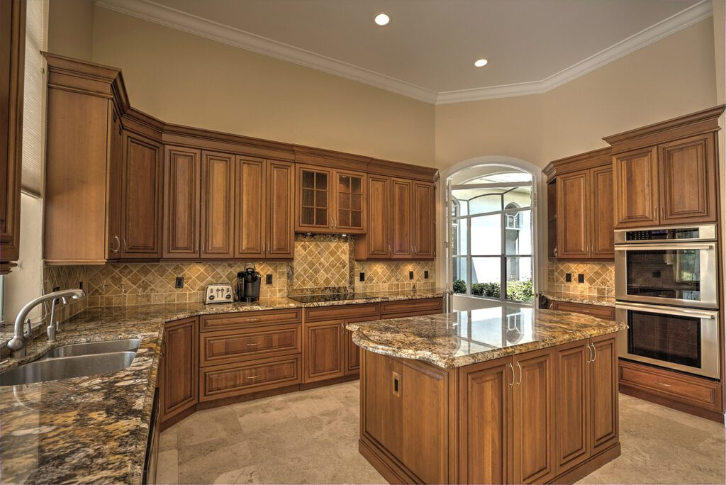 kitchen remodel for space and pantries